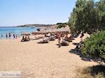 Strand Farangas Paros   Cycladen   Griekenland foto 3
