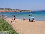 Strand Farangas Paros | Cycladen | Griekenland foto 4