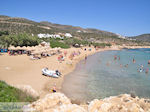 Strand Farangas Paros | Cycladen | Griekenland foto 5