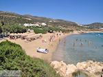 Strand Farangas Paros | Cycladen | Griekenland foto 7