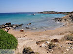 Strand Farangas Paros   Cycladen   Griekenland foto 9