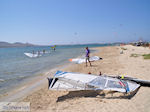 Pounta (Kitesurfen tussen Paros en Antiparos)   Griekenland foto 2