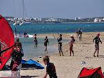 Pounta (Kitesurfen tussen Paros en Antiparos) | Griekenland foto 14
