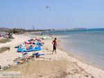 Pounta (Kitesurfen tussen Paros en Antiparos)   Griekenland foto 15