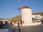 Windmolen Parikia Paros | Cycladen | Griekenland foto 10