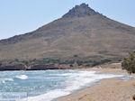 Stranden Glyfades en Tsoukalia Paros   Griekenland foto 9