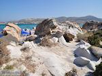Kolimbithres (Kolymbithres) Paros | Griekenland foto 10 - Foto van De Griekse Gids