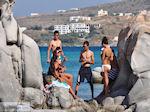 Kolimbithres (Kolymbithres) Paros | Griekenland foto 30 - Foto van De Griekse Gids