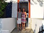 Wendy en Renate, Pension Rena Parikia | Paros