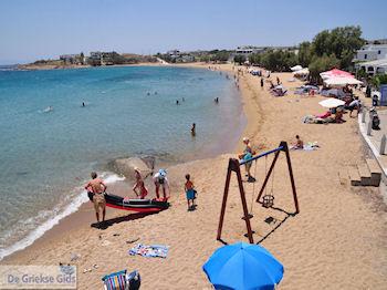 Het strand Logaras