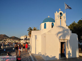 Kerk in Parikia (Paros)