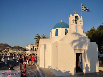 Kerk in Parikia (Paros)
