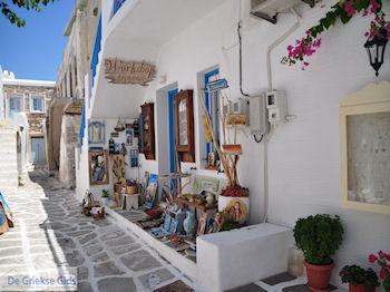 Zuid en zuidwest Paros